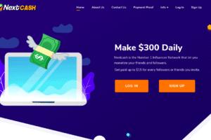nextcash review - scam or legit