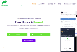 paid2share review: scam or legit?