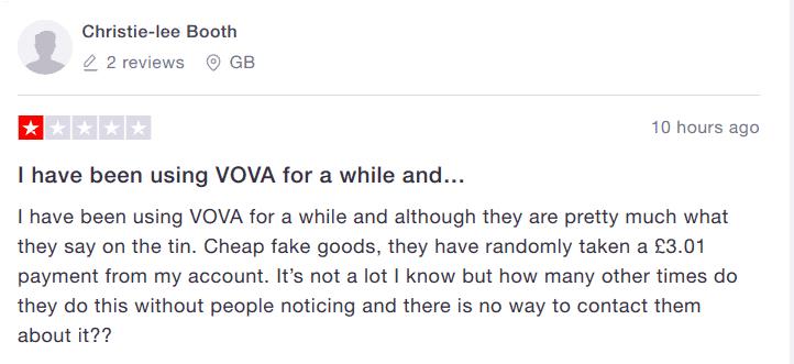 is vova app legit